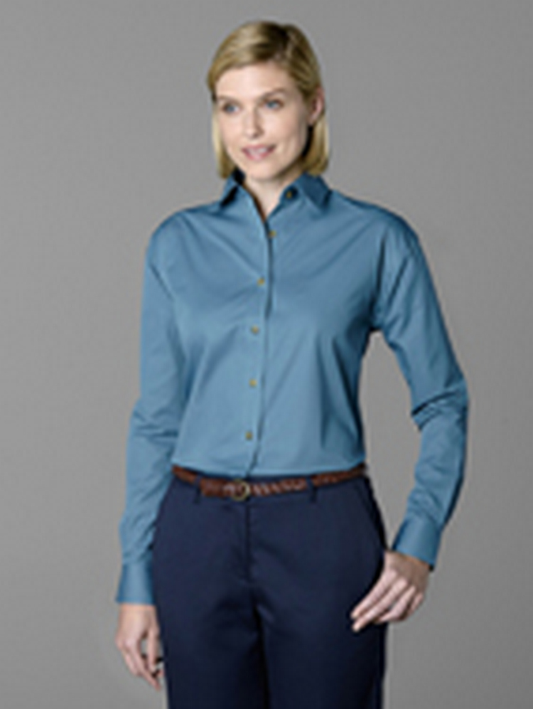 Women's Casual Button Up Shirt